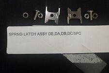 New ITT Cannon SPRNG LATCH ASSY DE,DA,DB,DC/5PC (Oty 77)