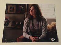 Rose Byrne Autographed Signed 11x14 Photo ( Neighbors ) - PSA