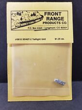 Vintage Front Range Products #0810 SD40T-2 Taillight Unit ~ HO Scale Detail