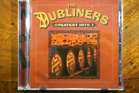 The Dubliners - Greatest Hits 1  -  CD, VG
