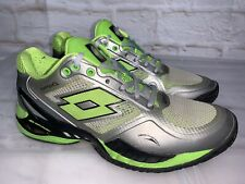 Mens LOTTO Raptor Tennis Shoes Sneakers US 9 #20976