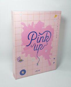Apink 6th Mini Album - [Pink Up] A Ver. CD+Photobook+Photocard+Polaroid Sealed