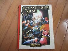 Exalted 1st Ed Scavenger Sons