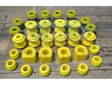 Lada 2101-2107 Front and Rear Suspension Bushing Set Polyurethane