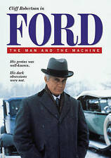 NEW!!! Ford: The Man and the Machine (DVD, 2015)