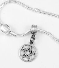 Pentacle bracelet Pentagram jewelry Pentacle gift Symbol of witchcraft or wicca