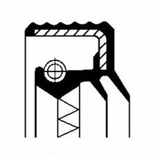 Wellendichtring Radnabe - Corteco 12013926B