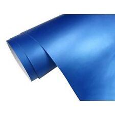 Matt Blue Top Quality Air Bubbles Free Vinyl Film Wrap Sticker Decal 300x200mm