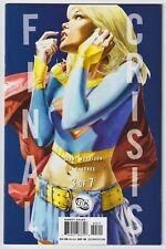 FINAL CRISIS #3 | JG Jones Supergirl Variant Cover B | 1st Overgirl | 2008 | NM-
