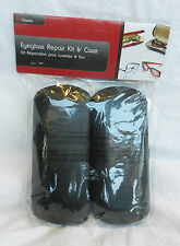 Glasses / Spectacle / Eyeglass Repair Kit in Glasses Case - BNIB