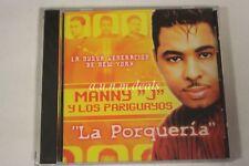 La Nueva Generacion De New York - La Porqueria - Music CD