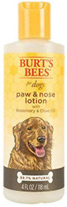 Burt's Bees for Pets for Dogs All-Natural Paw & Nose Lotion with Rosemary & Oil