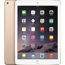 "Apple iPad Air 2 64GB, Wi-Fi, 9.7"" - Gold - (MH182LL/A)"