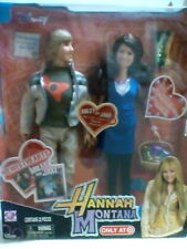 Hannah Montana Sweethearts Miley and Jake Two (2) Dolls Set Target Exclusive New
