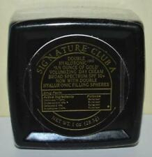 SIGNATURE CLUB A Double Hyaluronic An Ounce Of Gold Volumizing Day Cream 1 OZ