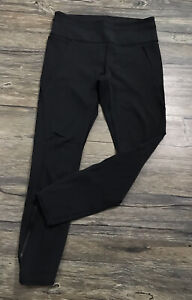 Athleta Stealth Tech 7/8 Tight Womens Sz M .