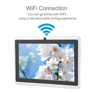 7 Zoll HD Quad Core Android PAD WIFI BT Tablet PC Kamera & Weiß ❤