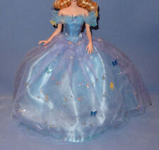 New ListingRoyal Ball Cinderella Dress Barbie Disney Doll Clothes Outfit 2014 Lily James