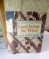 LAND BELOW The WIND,1940,Agnes Newton Keith,Illust,DJ