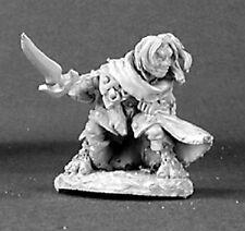 Hellakin Halfling Thief Reaper Miniatures Dark Heaven Legends Rogue Assassin RPG