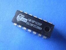 15 Vintage EMC 5971-211-0 10-Pin PCB  TO-100 Sockets