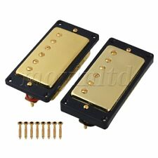 GOLD Guitar Humbucker Neck/Bridge Pickups Set for Electric Guitar