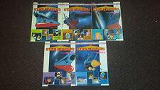 Star Blazers Space Cruiser Yamato W.C.C. Animation Comics Vol 1-5 TPBs 1983