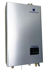 AquaKing Trident Natural Gas Condensing Tankless Water Heater - 92% ER - 3.4gpm