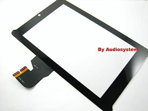 GLASS+ TOUCH SCREEN for ASUS FONEPAD 7 ME372CL ME372CG K00Y TABLET DISPLAY BLACK