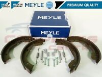 FOR BMW X3 E83 X5 E53 REAR MEYLE GERMANY HANDBRAKE PARKING HAND BRAKE SHOES SET