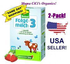 *Free Expedited Ship* 2 Boxes Lebenswert Organic Stage 3 Baby Milk Formula