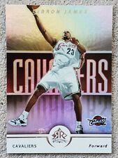 New listing LeBRON JAMES 2005-06 Upper Deck Reflections Basketball Card #16 Cleveland Cavs