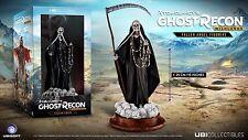 Ghost Recon Tom Clancy Sazh estatuilla de ángel caído Nuevo En Caja Libre P&p!