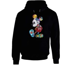 Micke Mouse45 Funny Hoodie