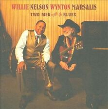 CD: Two Men with the Blues by Willie Nelson & Wynton Marsalis