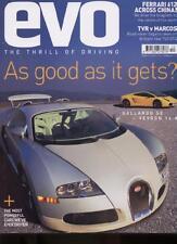 EVO MAGAZINE - Issue 086 December 2005
