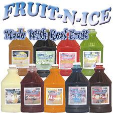 Fruit-N-Ice - Granita Mix Variety 6 Pack Case