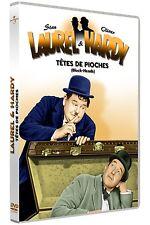 20706//LAUREL & HARDY TETES DE PIOCHES COFFRET 2 DVD NEUF
