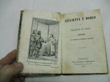 Giulietta e Romeo - di Regnauld De Varin - 1864