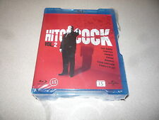 HITCHCOCK BOX SET VOLUME 2 BLU-RAY