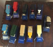 11 Oxford Die-cast limited edition vintage vehicles. collectors club