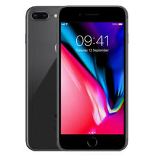 Apple iPhone 8 Plus - 64GB - Space Grau (Ohne Simlock) Smartphone