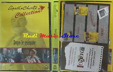 DVD film DOPO LE ESEQUIE Agatha Christie collection  SIGILLATO SEALED no vhs(D3)