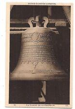 notre dame de lorette ,la cloche de la chapelle