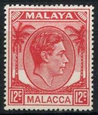 Malaya and Straits Settlements Postage Stamps