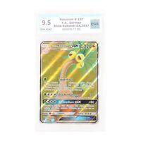 Pokemon - Alola Kokowei GX #107 - Aufziehen der Sturmröte - EGS 9,5 Gem Mint