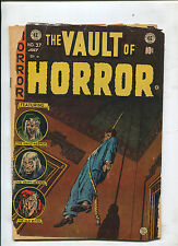 THE VAULT OF HORROR #37 (1.8) HANGING COVER 1ST APPEARANCE OF DRUSILLA!