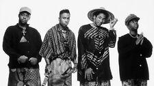 "MX03568 A Tribe Called Quest - American Hip Hop Q Tip MC Music 25""x14"" Poster"