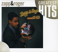 Zapp & Roger, Roger, - All the Greatest Hits [New CD]