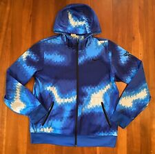 RARE Nike Kobe Prime Print Lakers Black Mamba Hoodie Jacket Large Snakeskin Zip